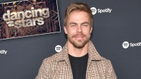 Derek Hough Returns To 'Dancing With The Stars' Ahead Of Season 29 Premiere