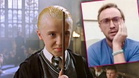 Tom Felton Has the Best Reaction to 'Harry Potter' Fans' Thirsty TikToks About Draco Malfoy