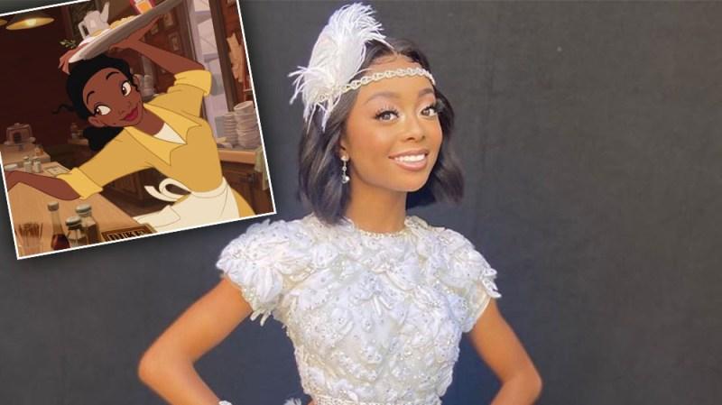 Skai Jackson Channels Princess Tiana for 'Dancing with the Stars' Disney Week — Full Recap