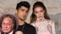 Gigi Hadid's Dad Shuts Down Rumors That She Gave Birth to First Baby With Zayn Malik