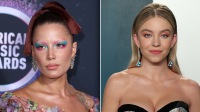 Halsey and 'Euphoria' Star Sydney Sweeney Strip Down for Sultry Bathing Suit Snaps