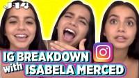 Isabela Merced IG Breakdown