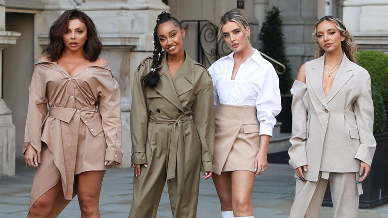 Little Mix Performs Stunning Cover of Harry Styles' 'Falling'