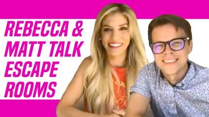 Rebecca & Matt Exclusive