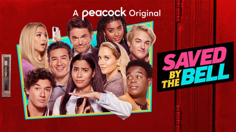 Saved by the bell update