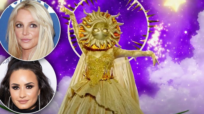 Is the Sun on 'The Masked Singer' A Former Disney Channel Star? Here's What We Know