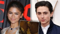 Watch Zendaya and Timothée Chalamet Kiss in First Trailer For Upcoming Film 'Dune'