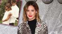 All the Photos of 'HSM' Star Ashley Tisdale's Baby Bump