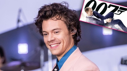 Is Harry Styles in Talks to Play the Next James Bond? Everything We Know
