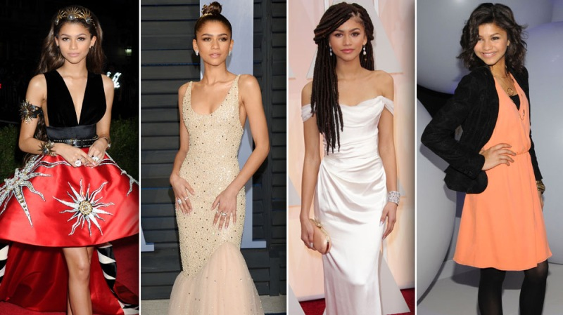 Zendaya's All-Time Best Red Carpet Moments: See Her Style Evolution Over the Years