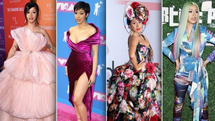 Please Join Us In Appreciating Cardi B's Most Iconic Red Carpet Looks