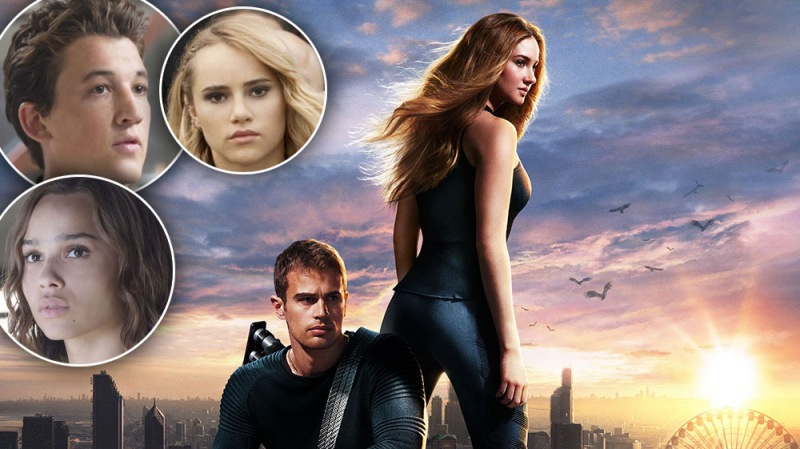 All The Stars You Didn't Know Appeared In The 'Divergent' Series