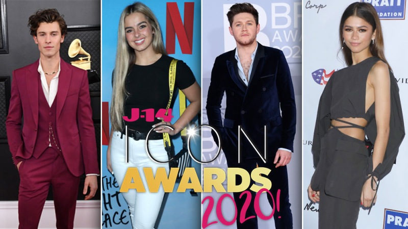 Nominate Your Favorite Stars For The 2020 J-14 Teen Icon Awards
