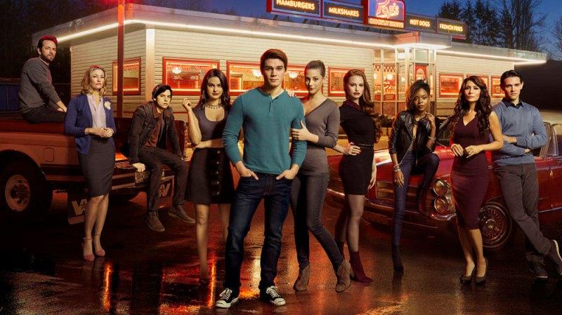 Riverdale Cast First Roles