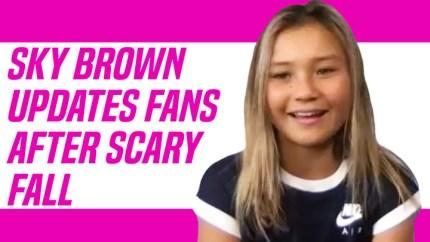 Sky Brown Exclusive
