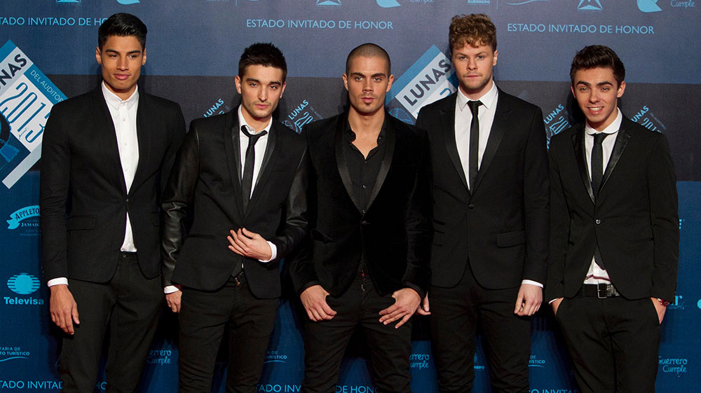 """The Wanted >> álbum """"Most Wanted - The Greatest Hits"""" Teh-wanted"""