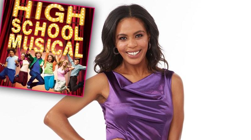 Britt Stewart High School Musical