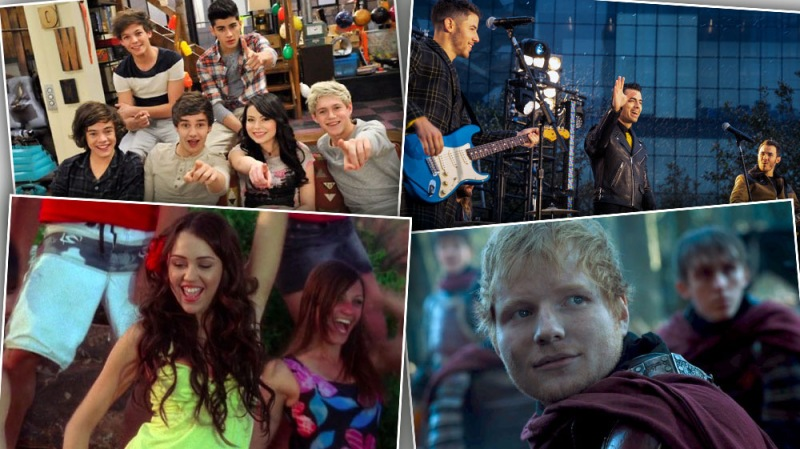 Celebs Who Made Surprising Cameos in Your Favorite TV Shows and Movies