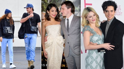Uncover All the Costars Who Secretly Dated When the Cameras Stopped Rolling