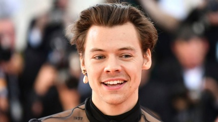 Everything we Learned from Harry Styles' 'Vogue' Cover