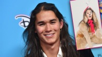 Booboo Stewart Is Unrecognizable as Max in 'The Grinch Musical': See the Pics