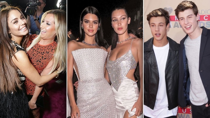 Uncover All the Celebrity BFF Pairs Who Were Friends Before They Were Famous