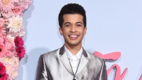 Jordan Fisher Spills on 1st Christmas With Wife Ellie Woods and the #GotMilkCookieChallenge