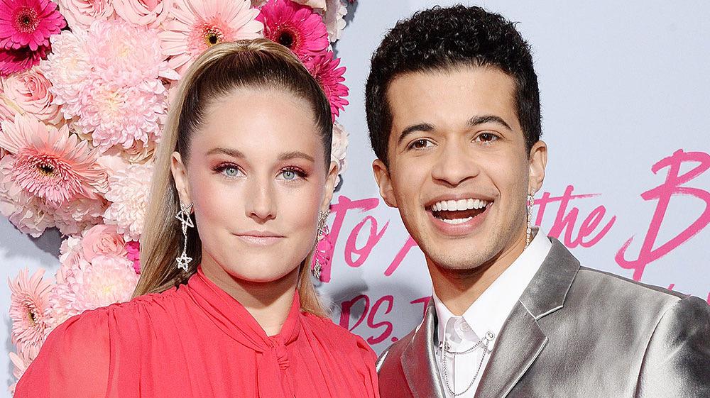Pensar en el futuro Araña de tela en embudo Abastecer  Inside Actor Jordan Fisher's Wedding to Longtime Love Ellie Woods