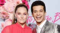 'To All the Boys' Star Jordan Fisher Marries Ellie Woods — Inside the Disney World Wedding