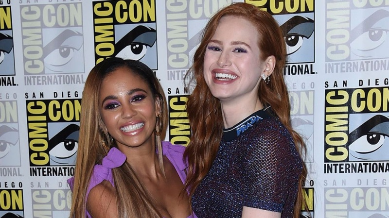 #Choni Forever! Madelaine Petsch and Vanessa Morgan's Complete Friendship Timeline