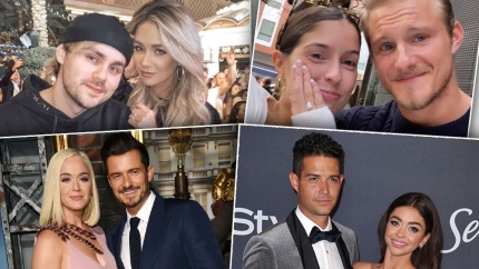 Wedding Bells! All the Stars Who Got Engaged or Married in 2021