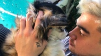 Calum Hood and His Dog Have a Special Bond: The Cutest Pics of the 5SOS Bassist and Duke