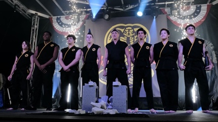 Here's Why Netflix Fans Are Obsessed With 'Cobra Kai': What to Know About Season 4