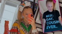 JoJo Siwa Is 'Really Happy' After Coming Out: Celebrities React