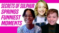 Exclusive: Disney Channel's 'Secrets of Sulphur Springs' Cast Shares Funniest On-Set Moments