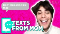 Exclusive: Pearce Texts from Mom