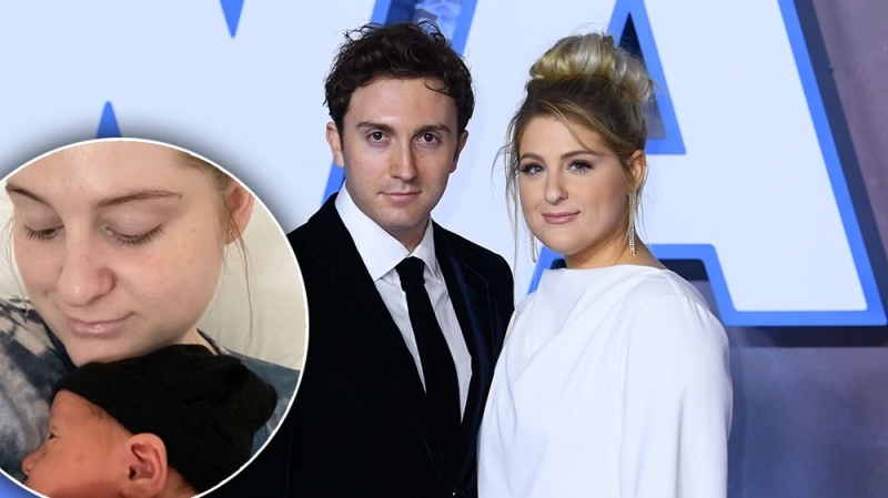 Meghan Trainor's Son Riley Is an Instagram Superstar! See His Baby Photo Album