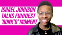 Disney Channel Star Israel Johnson Shares Funny Memories From the 'BUNK'D' Set
