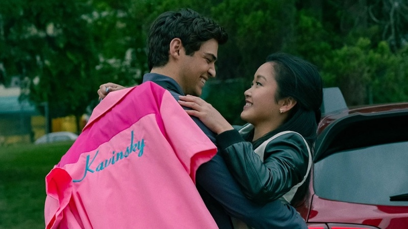 Lana Condor and Noah Centineo Say Goodbye to 'To All the Boys I've Loved Before'
