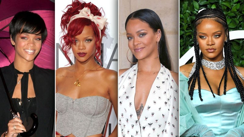 Rihanna's Red Carpet Transformation: The Singer's Fashion Evolution Through the Years