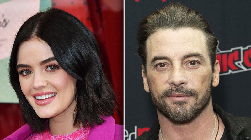 Lucy Hale and 'Riverdale' Star Skeet Ulrich's Rumors Romance: What We Know