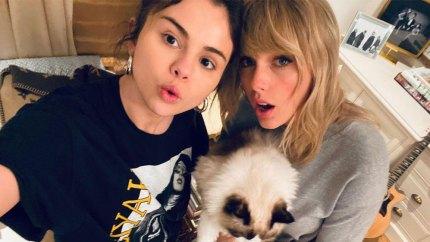 Taylor Swift and Selena Gomez Friendship Timeline