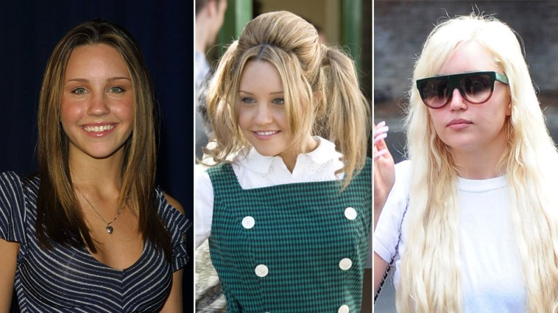 From Nickelodeon to Now! Amanda Bynes' Transformation Is Seriously Shocking