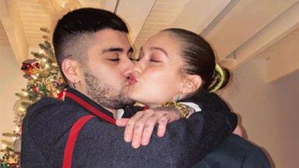 Are zayn and Gigi married