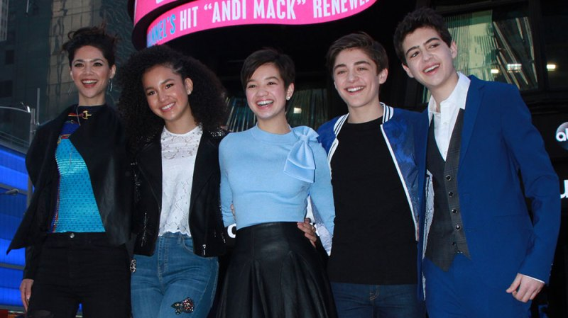 Everything the 'Andi Mack' Cast Has Said About a Possible Reboot