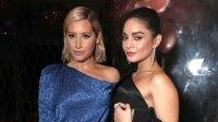 East High Forever! Ashley Tisdale and Vanessa Hudgens' Friendship Timeline