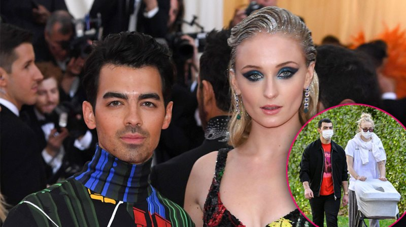 Joe Jonas and Sophie Turner's Baby Girl: What We Know —Birthday, Name, Pics and More