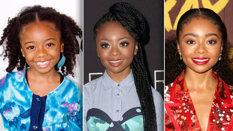 Skai Jackson Has Grown Up So Much Since Her Disney Channel Days — See Her Transformation in Photos