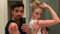 Joe Jonas, Sophie Turner and More Stars Who've Gotten the COVID-19 Vaccine