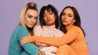 Little Mix Talks 'Learning to Adapt' Following Jesy Nelson's Departure